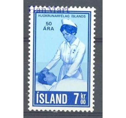Znaczek Islandia 1970 Mi 444 Czyste **