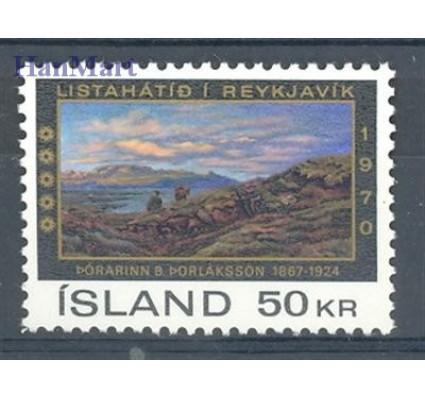 Islandia 1970 Mi 446 Czyste **