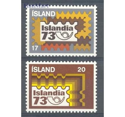 Islandia 1973 Mi 482-483 Czyste **