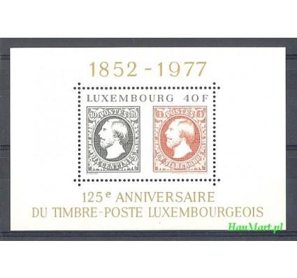 Luksemburg 1977 Mi bl 10 Czyste **