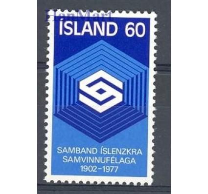 Znaczek Islandia 1977 Mi 525 Czyste **