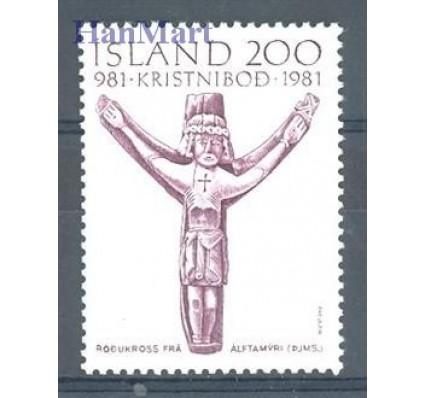 Islandia 1981 Mi 573 Czyste **