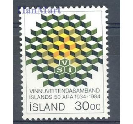 Znaczek Islandia 1984 Mi 621 Czyste **