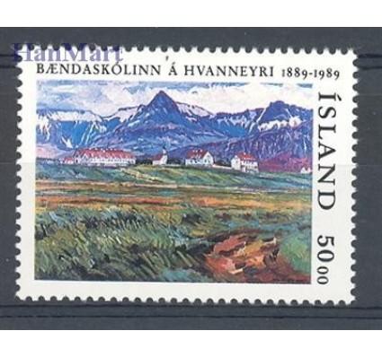 Znaczek Islandia 1989 Mi 706 Czyste **