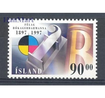Znaczek Islandia 1997 Mi 874 Czyste **