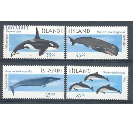 Znaczek Islandia 1999 Mi 905-908 Czyste **