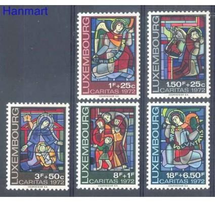 Luksemburg 1975 Mi 853-857 Czyste **
