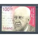 Islandia 2002 Mi 1003 Czyste **
