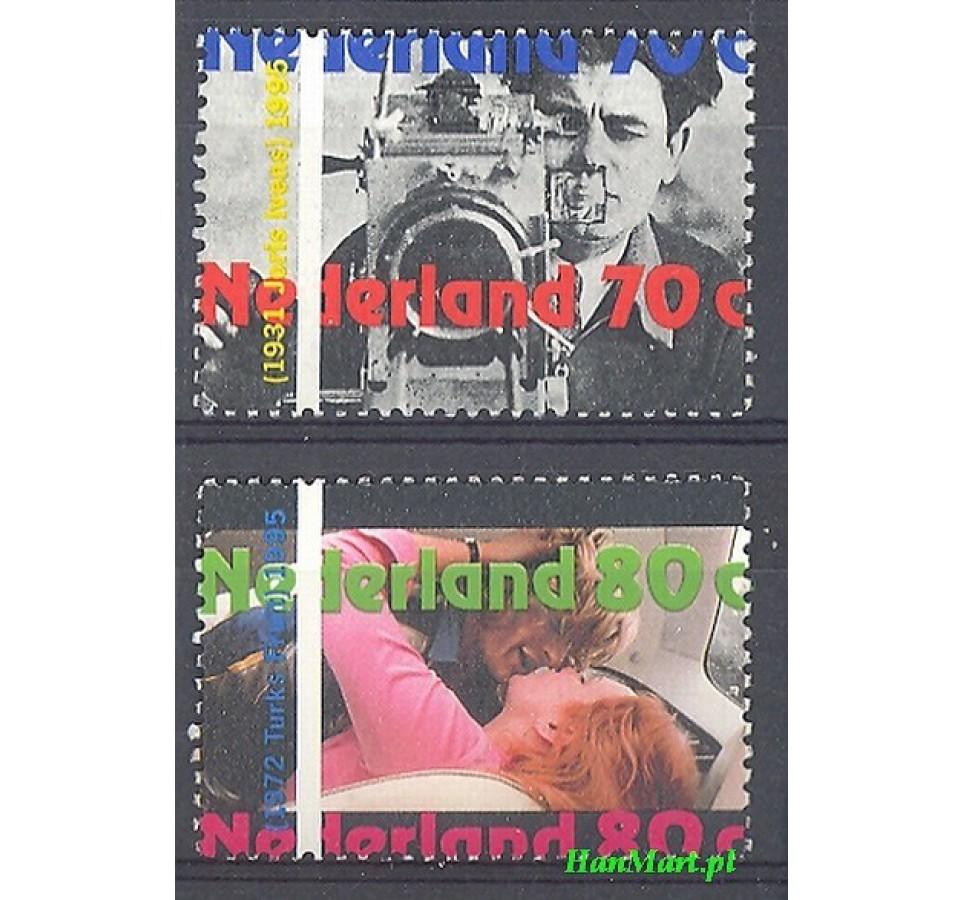 Holandia 1995 Mi 1535-1536 Czyste **