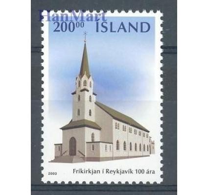 Znaczek Islandia 2003 Mi 1033 Czyste **