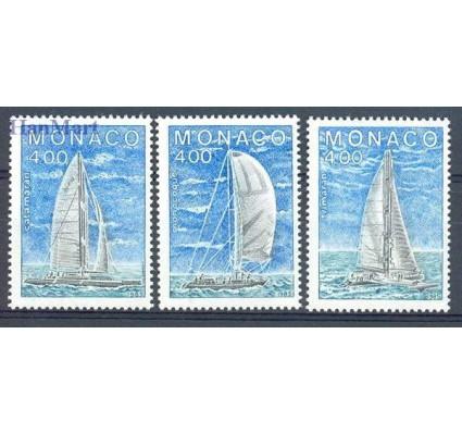 Znaczek Monako 1985 Mi 1709-1711 Czyste **