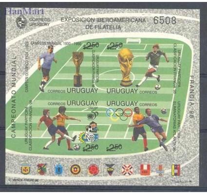 Znaczek Urugwaj 1996 Mi gesbl 72 Czyste **