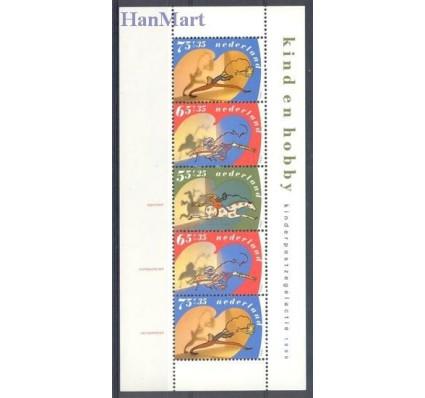 Znaczek Holandia 1990 Mi bl 34 Czyste **