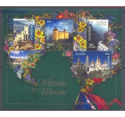 Znaczek Ukraina 2004 Mi bl 46 Czyste **