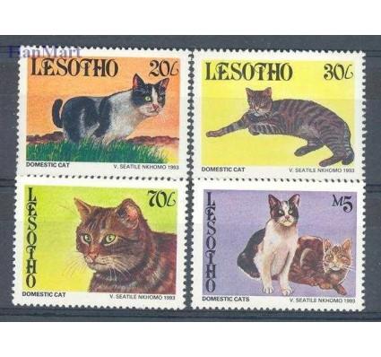Znaczek Lesotho 1993 Mi 1066-1069 Czyste **