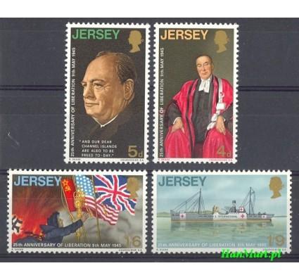 Znaczek Jersey 1970 Mi 26-29 Czyste **