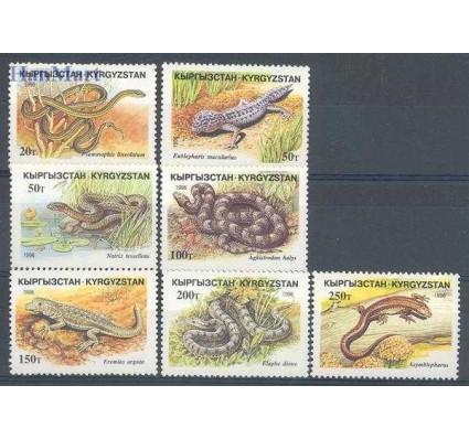 Kirgistan 1996 Mi 107-113 Czyste **