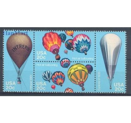 Znaczek USA 1983 Mi 1617-1620 Czyste **