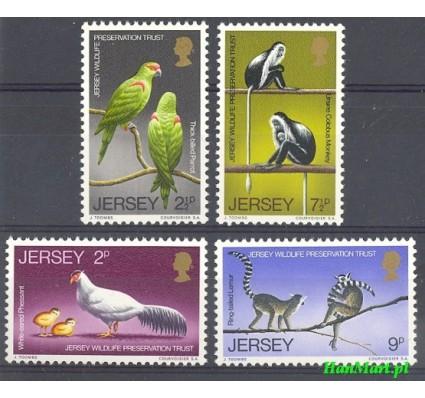 Jersey 1971 Mi 49-52 Czyste **