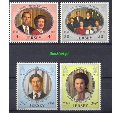 Znaczek Jersey 1972 Mi 73-76 Czyste **