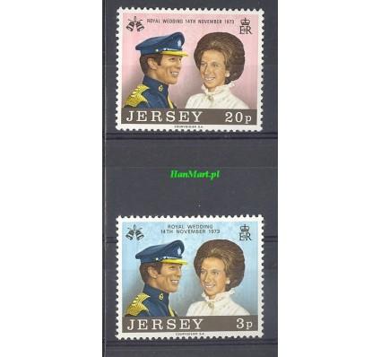 Jersey 1973 Mi 89-90 Czyste **