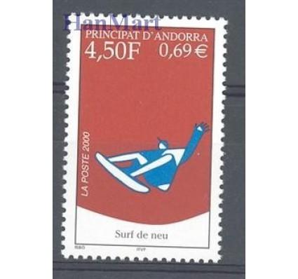 Andora Francuska 2000 Mi 548 Czyste **