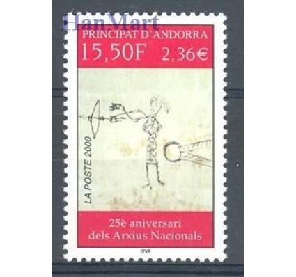 Andora Francuska 2000 Mi 560 Czyste **