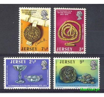 Znaczek Jersey 1973 Mi 77-80 Czyste **