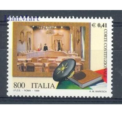 Znaczek Włochy 1999 Mi 2631 Czyste **