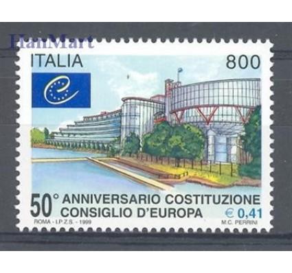 Włochy 1999 Mi 2636 Czyste **
