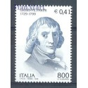 Włochy 1999 Mi 2649 Czyste **