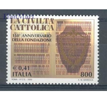 Włochy 2000 Mi 2689 Czyste **
