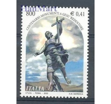 Znaczek Włochy 2000 Mi 2706 Czyste **