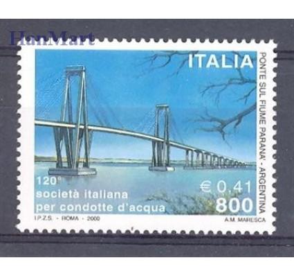 Znaczek Włochy 2000 Mi 2707 Czyste **