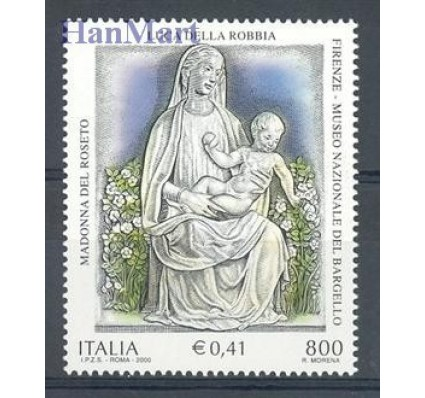 Włochy 2000 Mi 2729 Czyste **