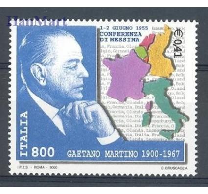 Włochy 2000 Mi 2732 Czyste **