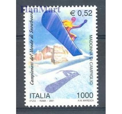 Włochy 2001 Mi 2739 Czyste **