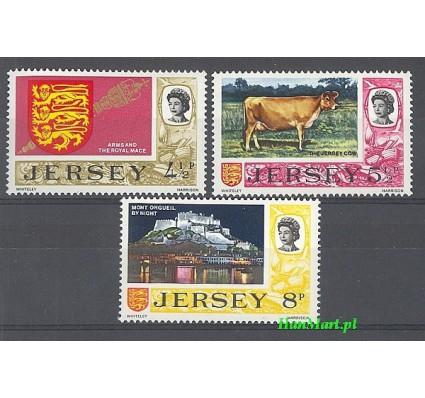 Jersey 1974 Mi 107-109 Czyste **