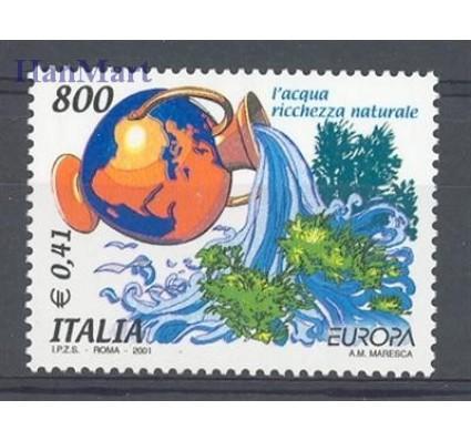 Znaczek Włochy 2001 Mi 2762 Czyste **