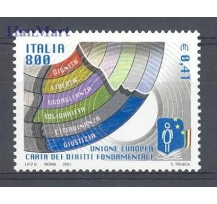 Znaczek Włochy 2001 Mi 2764 Czyste **