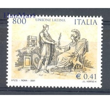 Włochy 2001 Mi 2792 Czyste **