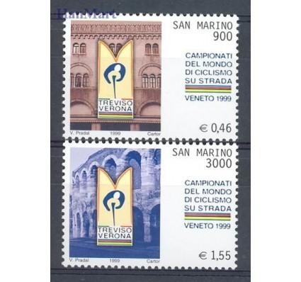 San Marino 1999 Mi 1834-1835 Czyste **