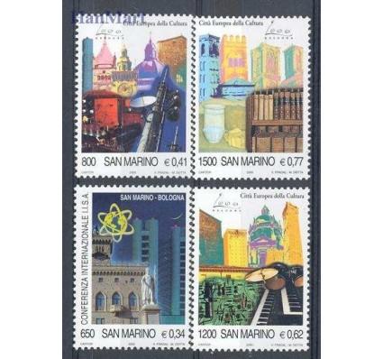 Znaczek San Marino 2000 Mi 1886-1889 Czyste **