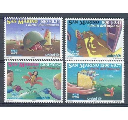 Znaczek San Marino 2000 Mi 1905-1908 Czyste **