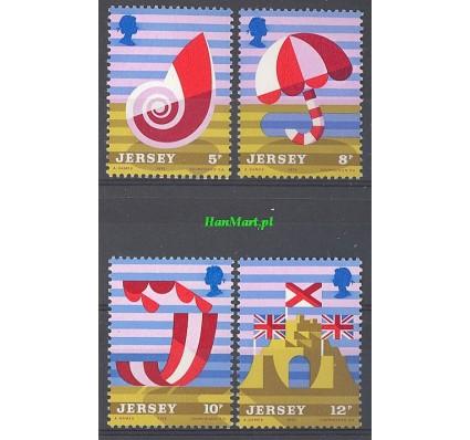 Znaczek Jersey 1975 Mi 119-122 Czyste **