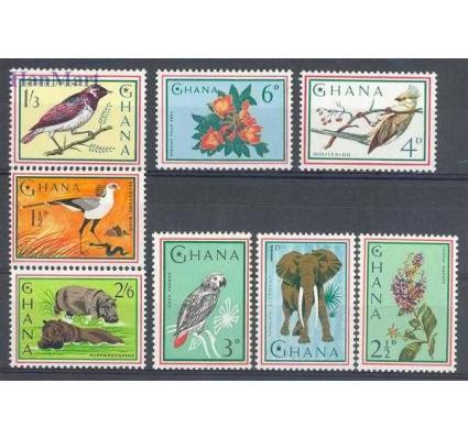 Znaczek Ghana 1964 Mi 198-205 Czyste **