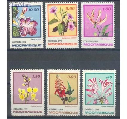 Mozambik 1978 Mi 655-660 Czyste **