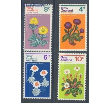 Nowa Zelandia 1972 Mi 584-587 Czyste **