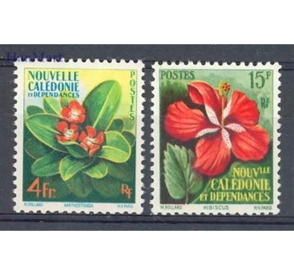 Znaczek Nowa Kaledonia 1958 Mi 361-362 Czyste **