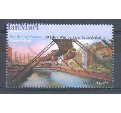 Znaczek Niemcy 2001 Mi 2171 Czyste **